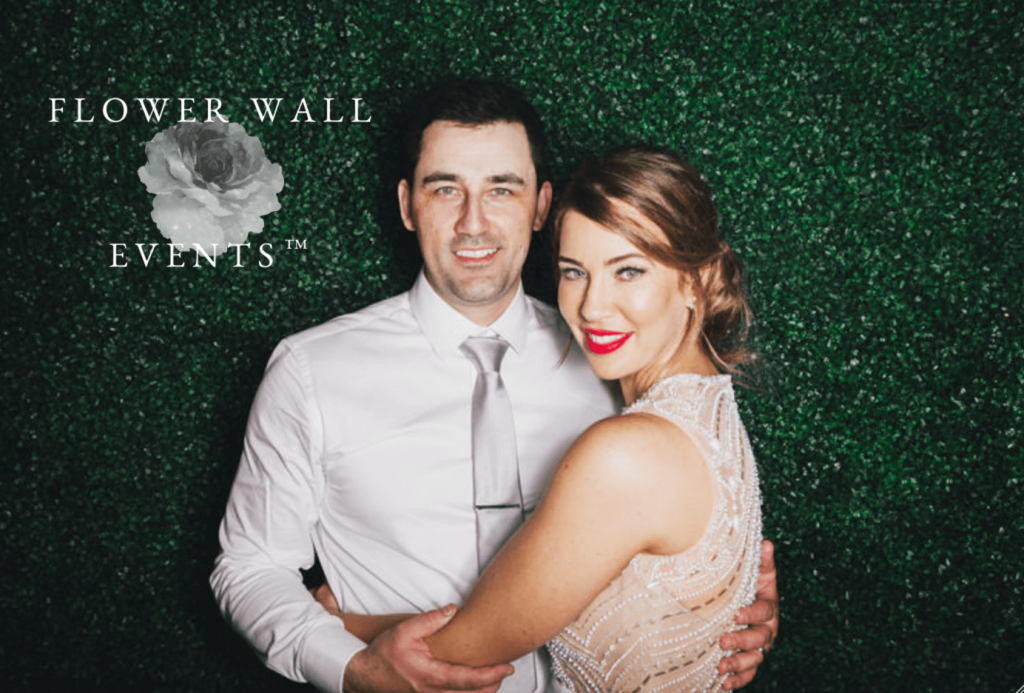 Flower Wall Hire In Melbourne Floral Backdrops Flower Wall